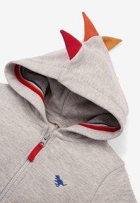 Next - DINO SPIKE  - Zip-up hoodie - grey - 2