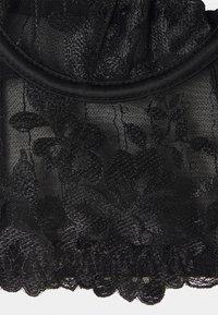 Ann Summers - THE DESTINY NON PAD - Kaarituelliset rintaliivit - black - 2