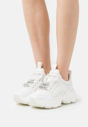 VEGAN BINARY ICE - Sneakers - white