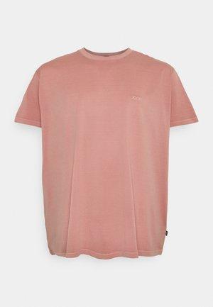 PARIS - Basic T-shirt - light/pastel red