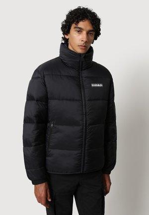 A SUOMI - Winterjas - black