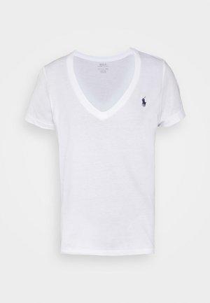 SHORT SLEEVE - T-shirt basique - white