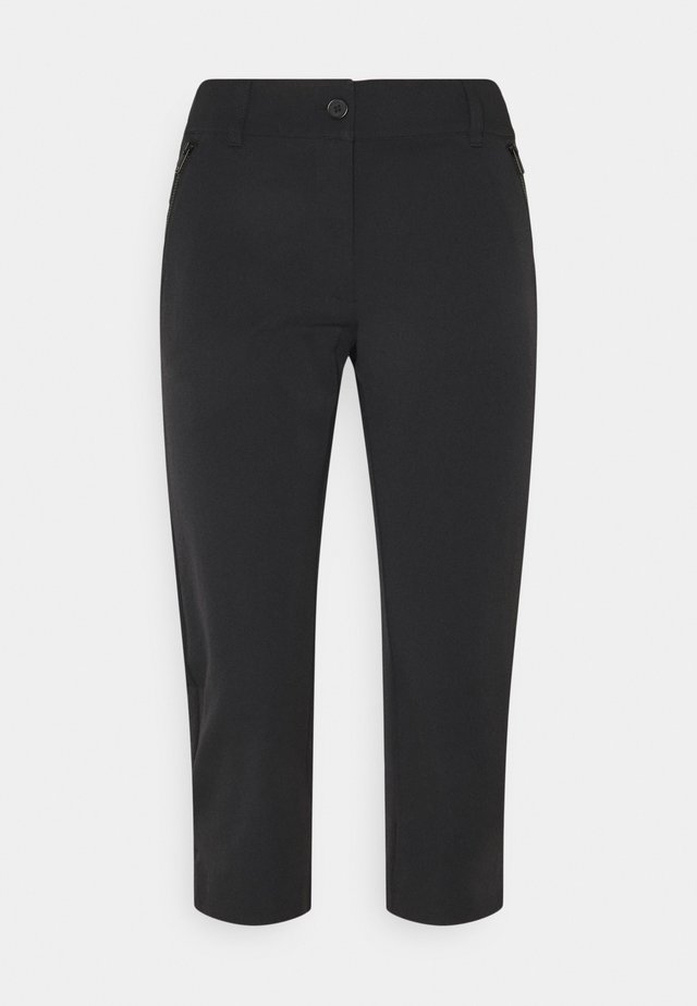 ARKOSE CAPRI - 3/4 sports trousers - black
