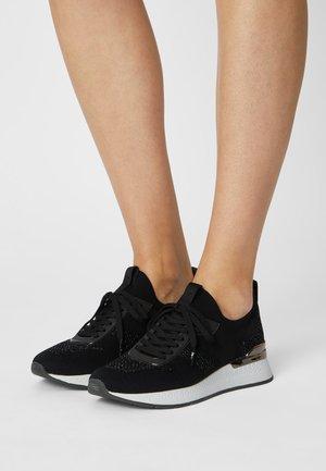 Sneakers basse - black/pewter