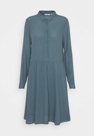 BINDIE DRESS - Shirt dress - china blue