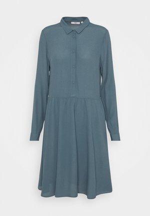 BINDIE DRESS - Skjortekjole - china blue