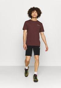 The North Face - GLACIER SHORT - Sports shorts - black - 1