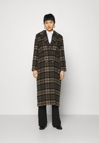 IVY & OAK - ALOA ALTEA - Cappotto classico - cedar wood/black - 0