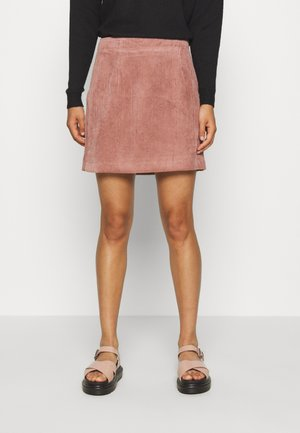ONLTERRY LIFE SKIRT - A-line skirt - burlwood