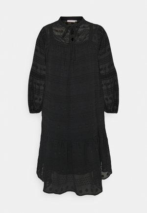 CARPINAROS KNEE DRESS - Hverdagskjoler - black