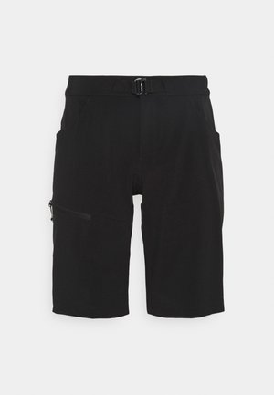 LEFROY SHORT - Sports shorts - black