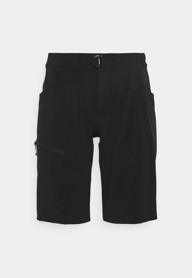 LEFROY SHORT - Pantaloncini sportivi - black