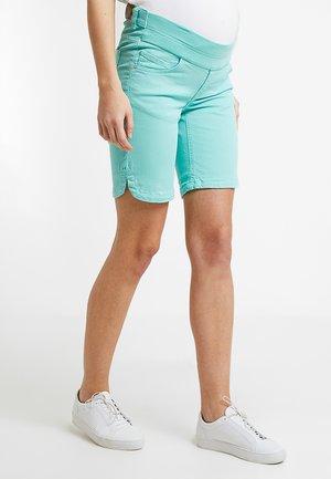 SHORTS UTB - Shorts - light aqua green