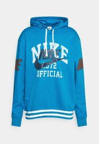Nike Sportswear - TREND HOODIE - Felpa - photo blue - 0