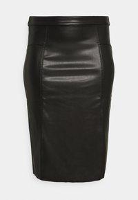 Evans - SKIRT - Pencil skirt - black - 3