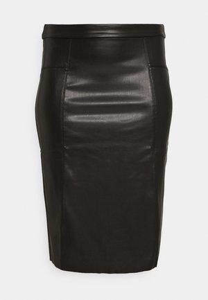 SKIRT - Blyantnederdel / pencil skirts - black