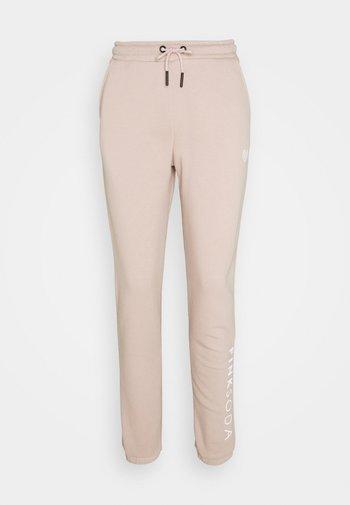 LYON - Teplákové kalhoty - bark
