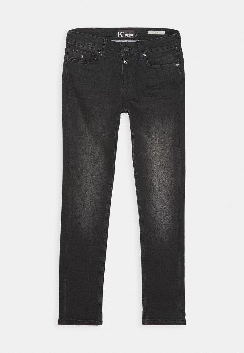 Kaporal - JEGO - Slim fit jeans - exblac
