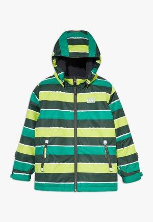 LWJOSHUA 717 - Snowboard jacket - dark green