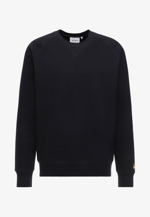 CHASE  - Sweater - dark navy/gold