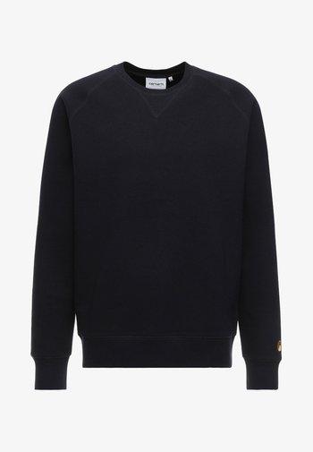 CHASE  - Sweatshirt - dark navy/gold