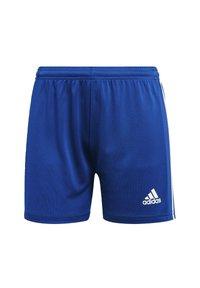 adidas Performance - SQUADRA - Sports shorts - royblu/white - 7