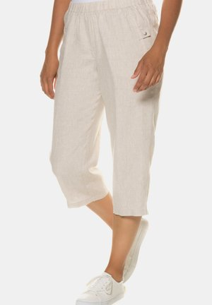 Trousers - natur