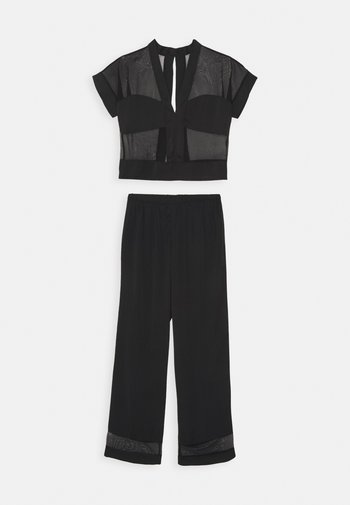 RICHMOND TOP AND TROUSER SET