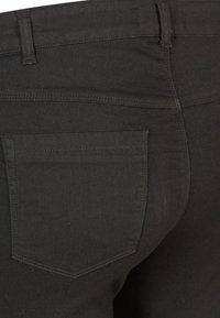 Zizzi - Jeans Skinny Fit - black - 3