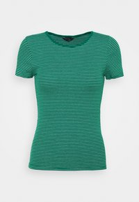 Marks & Spencer London - FITTED - T-shirts print - green - 0