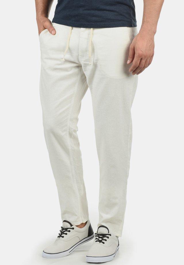 LANIAS - Trousers - off white