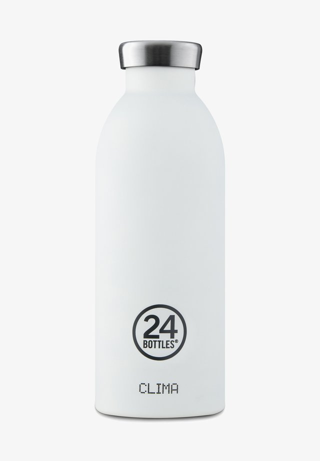 TRINKFLASCHE CLIMA BOTTLE BASIC - Drink bottle - weiß