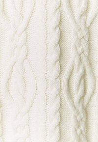 Esprit - CABLE - Jumper - cream beige - 2