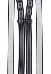 Lloyd Men's Belts - BRACES HOSENTRÄGER - Pasek - black - 2