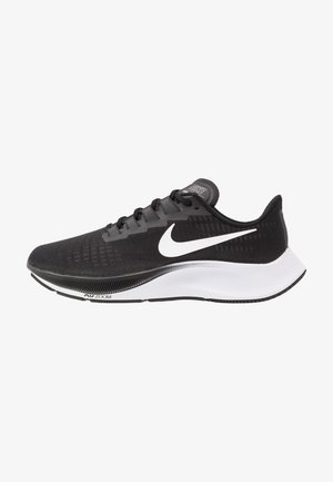 AIR ZOOM PEGASUS 37 - Obuwie do biegania treningowe - black/white
