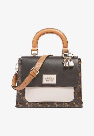 TYREN 4G LOGO - Handtasche - schwarz