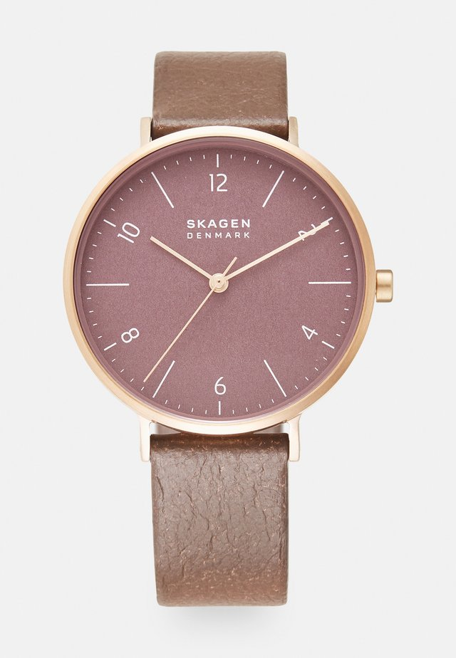 Hodinky - brown