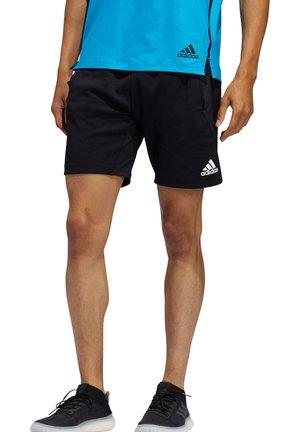 4KRFT PRIMEBLUE TRAININGSSHORT HERREN - Pantalón corto de deporte - black