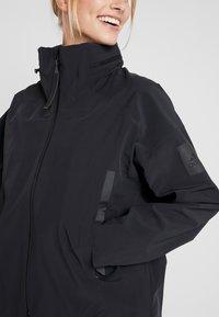 adidas Performance - MYSHELTER RAIN.RDY  - Regnjakke - black - 7