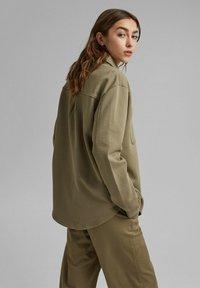 edc by Esprit - Summer jacket - light khaki - 3