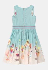 Molo - CARLI - Koktejlové šaty/ šaty na párty - ight blue/light pink - 1