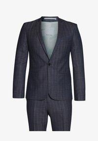 HALDEN SUIT - Suit - navy