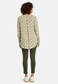 Cartoon - MIT MUSTER - Blouse - taupe/yellow - 2