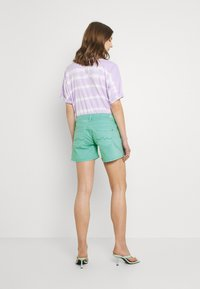 Pepe Jeans - SIOUXIE - Denim shorts - jetty - 2