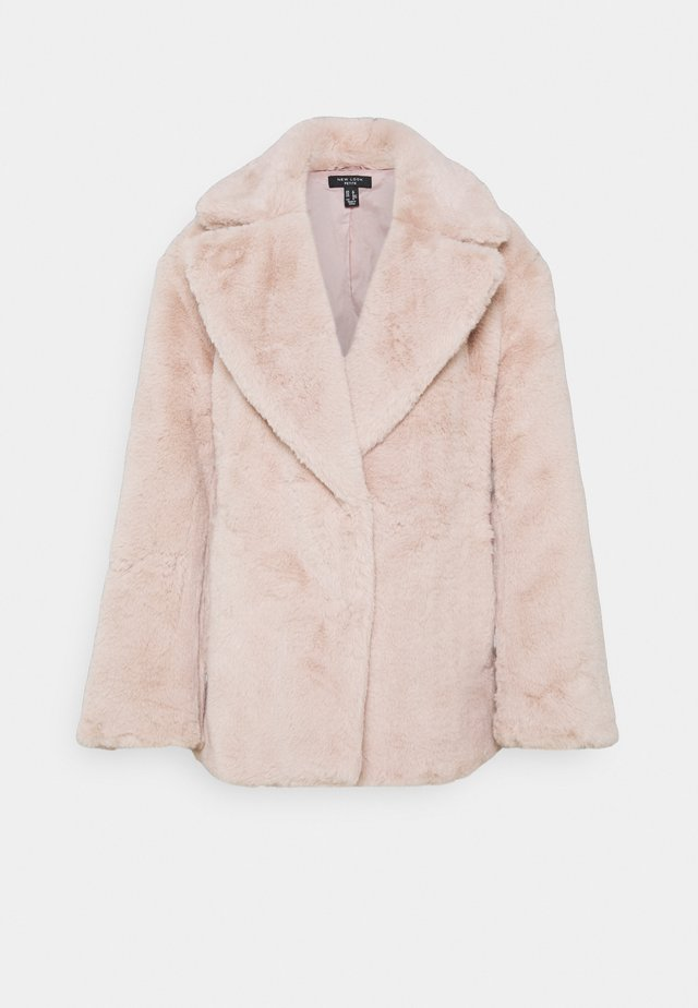 Winter jacket - pale pink