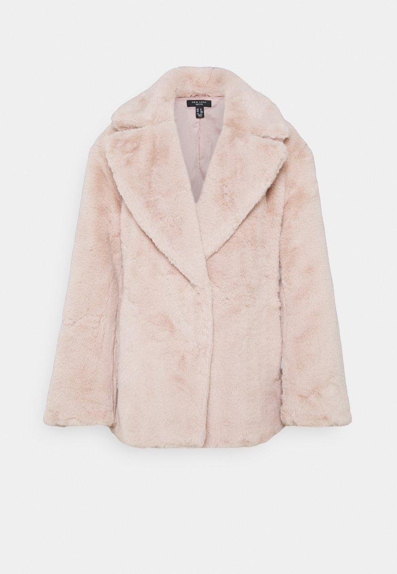 New Look Petite - Winter jacket - pale pink