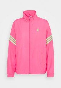 SWAROVSKI TRACK  - Training jacket - solar pink