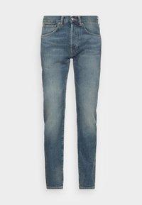 SLIM TAPERED - Slim fit jeans - blue ariki wash