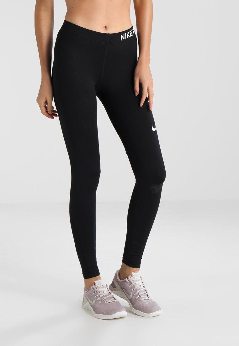 PRO - Legging - black/white