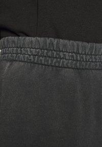 Topshop - ACID - Tracksuit bottoms - washed black - 4